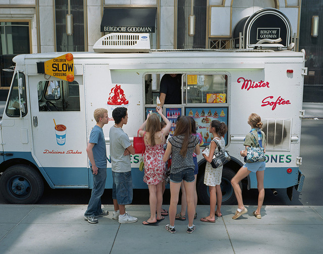 On the Market: Mister Softee Legal Battles; Men's Grooming Hub Opens at Fulton Center