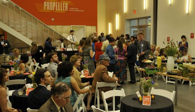 Propeller, a startup accelerator, is one of the companies fueling New Orleans' growth entrepreneurship 10 years after Hurricane Katrina. (Photo: Facebook)