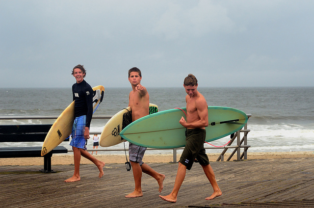 On the Market: Condo Residents  vs. Surfers in the Rockaways