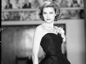 Grace Kelly was living in the building when she met Prince Rainier of Monaco. (Getty Images)