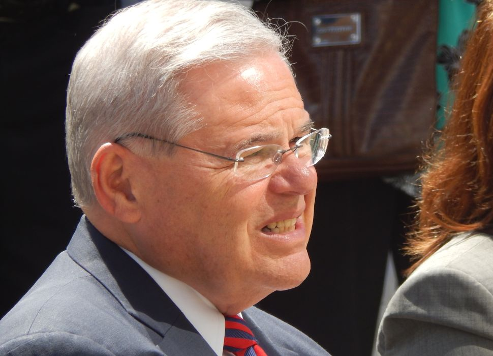 Menendez: Rubio Poses the Risk of a 'Generational Choice'
