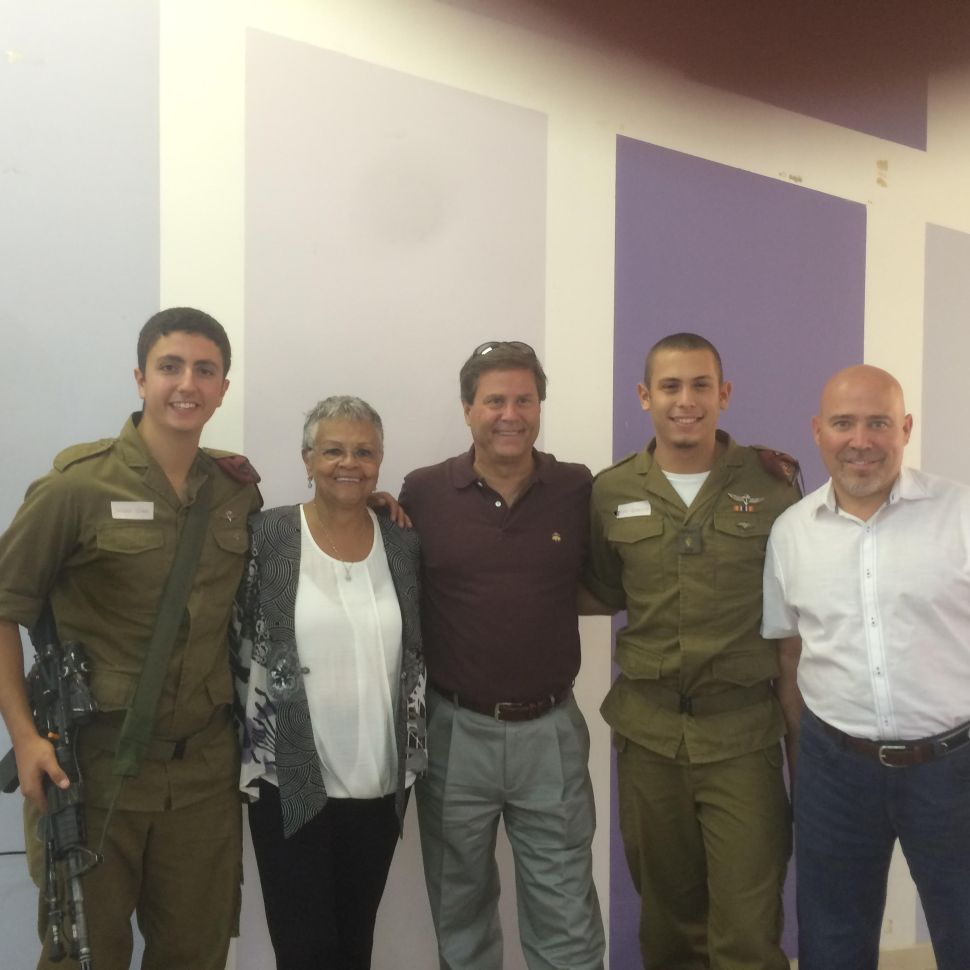 New Jersey Reps in Israel this Week