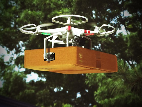Using Drones for Opposition Research