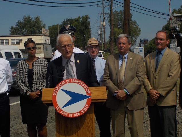 Lack of Funds for Transportation Trust Fund Concerns NJ Officials