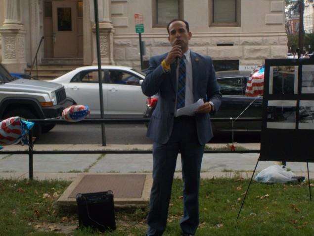 Does Carmelo Garcia Transcend Hoboken's Divisions?