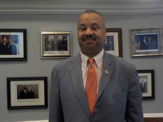 Congressman Payne Jr. Reflects on Health, the President and the Future