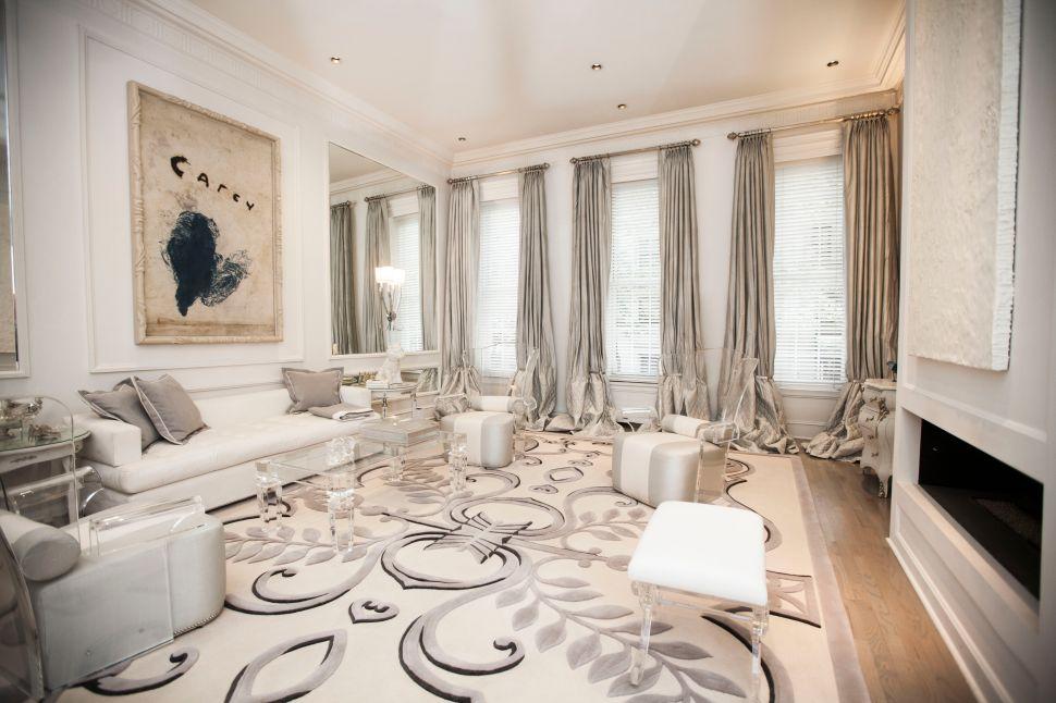 Interior Designer Geoffrey Bradfield Sells UES Townhouse for $9.9M