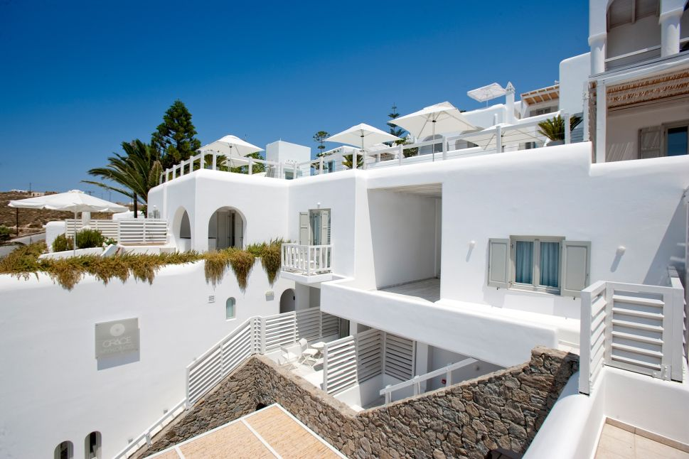 Mykonos Is Still as Sexy as Ever