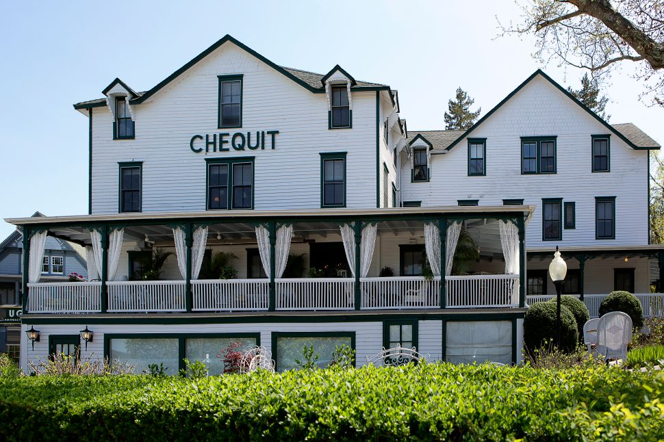 The Chequit Adds Draw to Sleepy Shelter Island