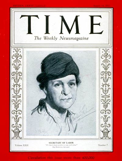 Frances Perkins: The Unsung Heroine of Social Security