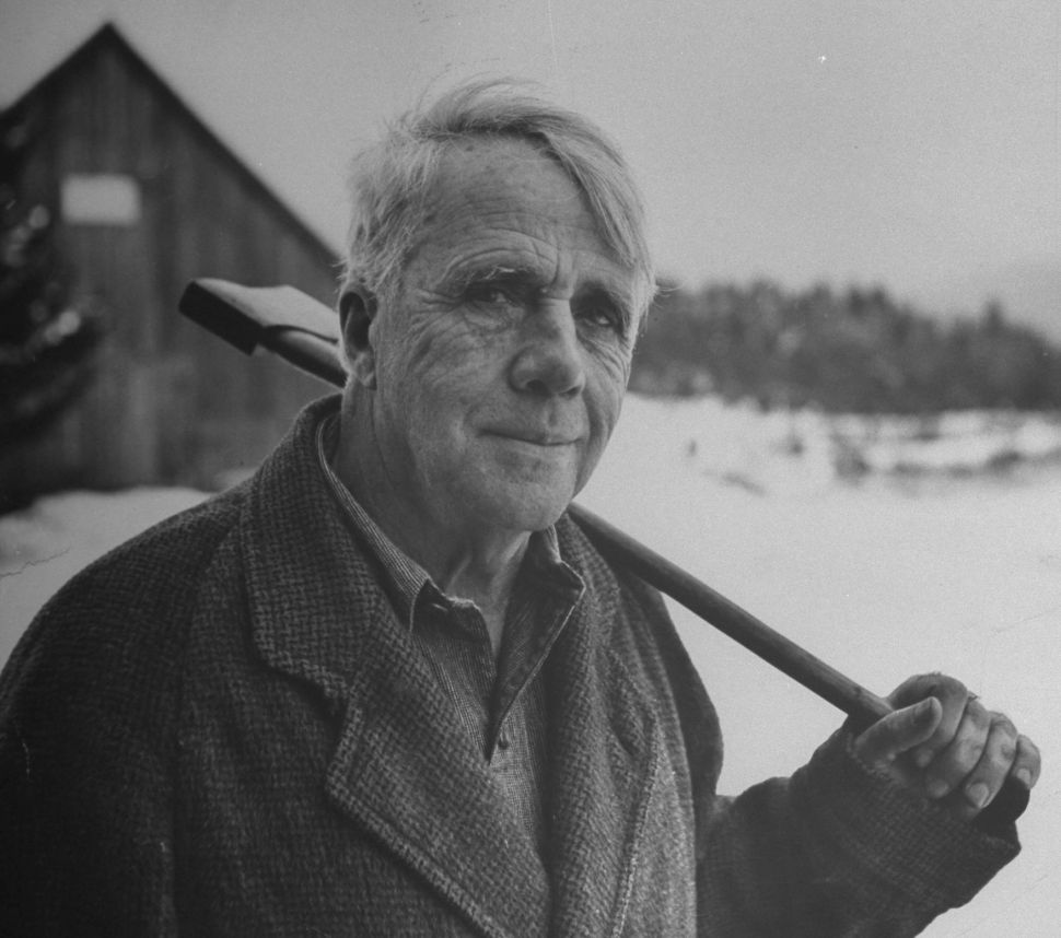 It Doesn't Mean What You Think It Does: A Radical Rethink of Robert Frost