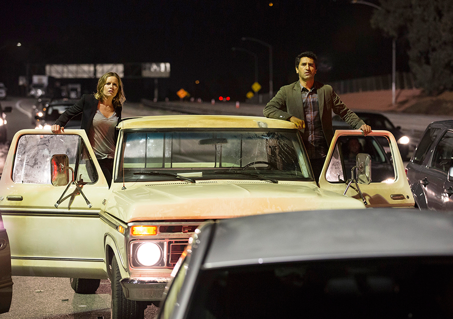 'Fear The Walking Dead' Premiere Review: To Build a Fire