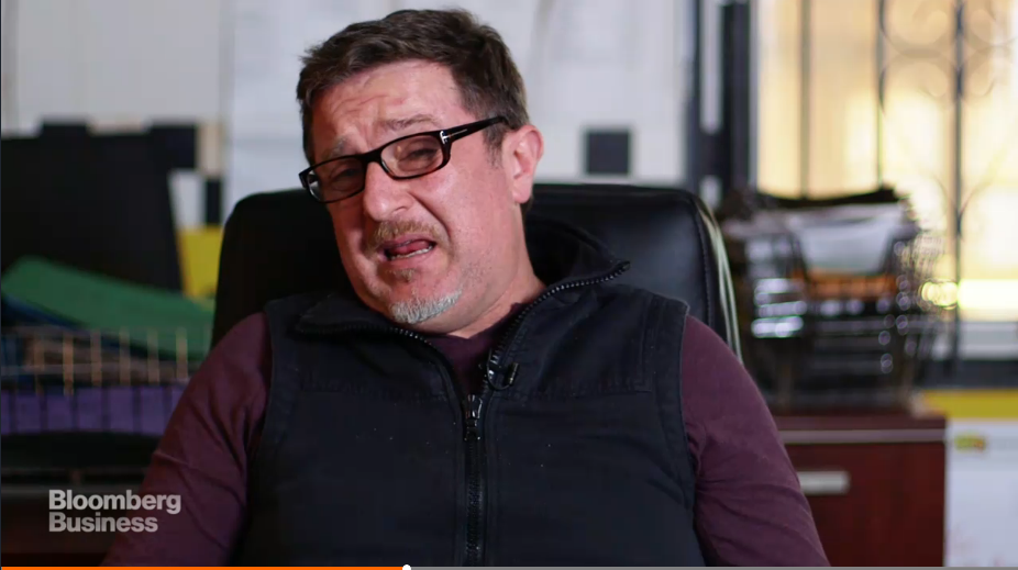 Taxi King Gene Freidman Appears Concussed in Bloomberg Video