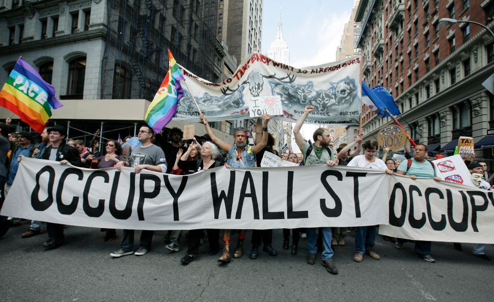 Afternoon Bulletin: Occupy Wall Street Lawsuit Settled, NYPD Prepares for Pope