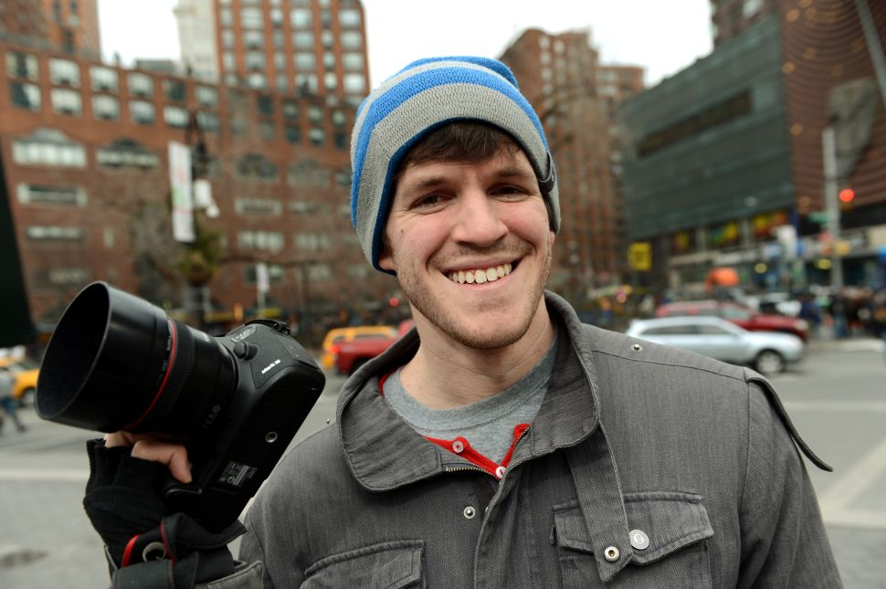 This Man's Thank-You Note to Humans of New York Is Going Viral