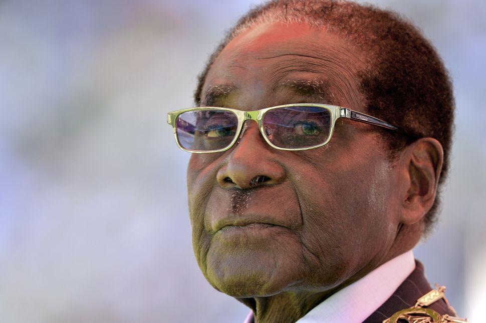 Zimbabwe Has a Bigger Monster Than Cecil the Lion's Killer—Dictator Robert Mugabe