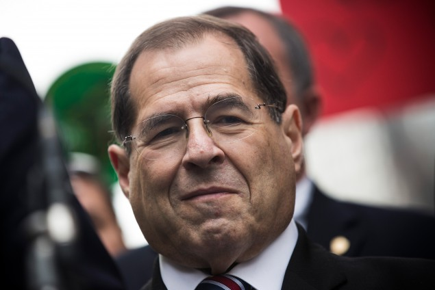 Jewish Activists Focus Intense Anger on Jerold Nadler