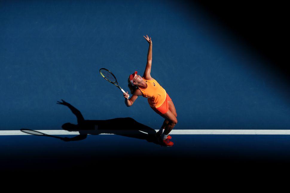 CoCo Vandeweghe Is the Ronda Rousey of Tennis