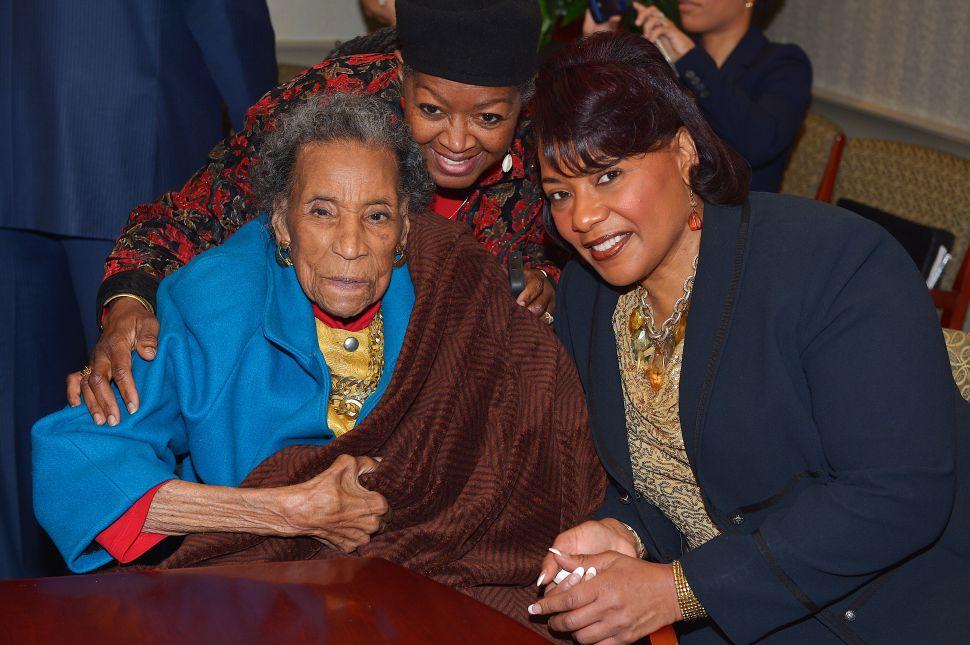Remembering Civil Rights Matriarch Amelia Boynton Robinson
