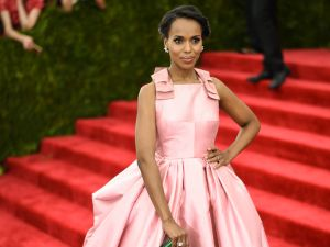 Kerry Washington will co-host this year's Global Citizen Festival. (Photo: Getty Images)