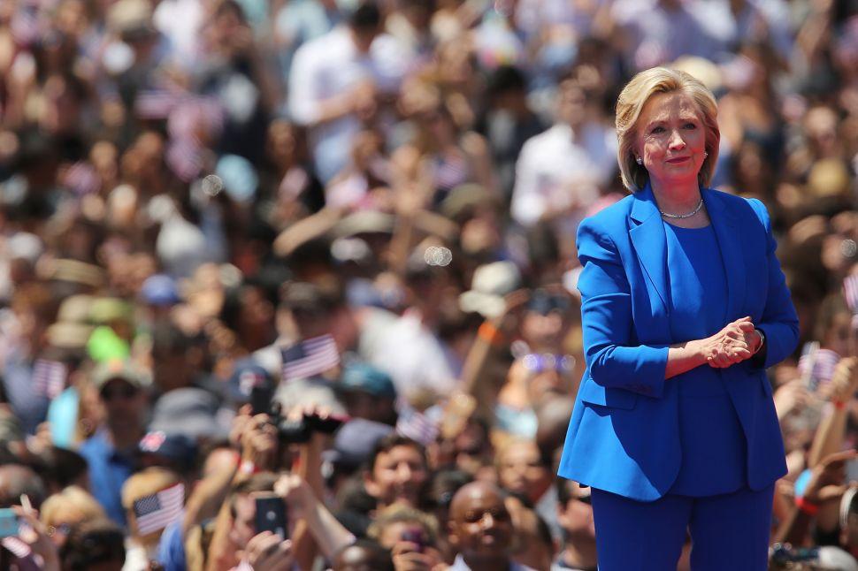 Team Clinton Touts the 'Hillary Coalition' as a Bulwark Against Donald Trump