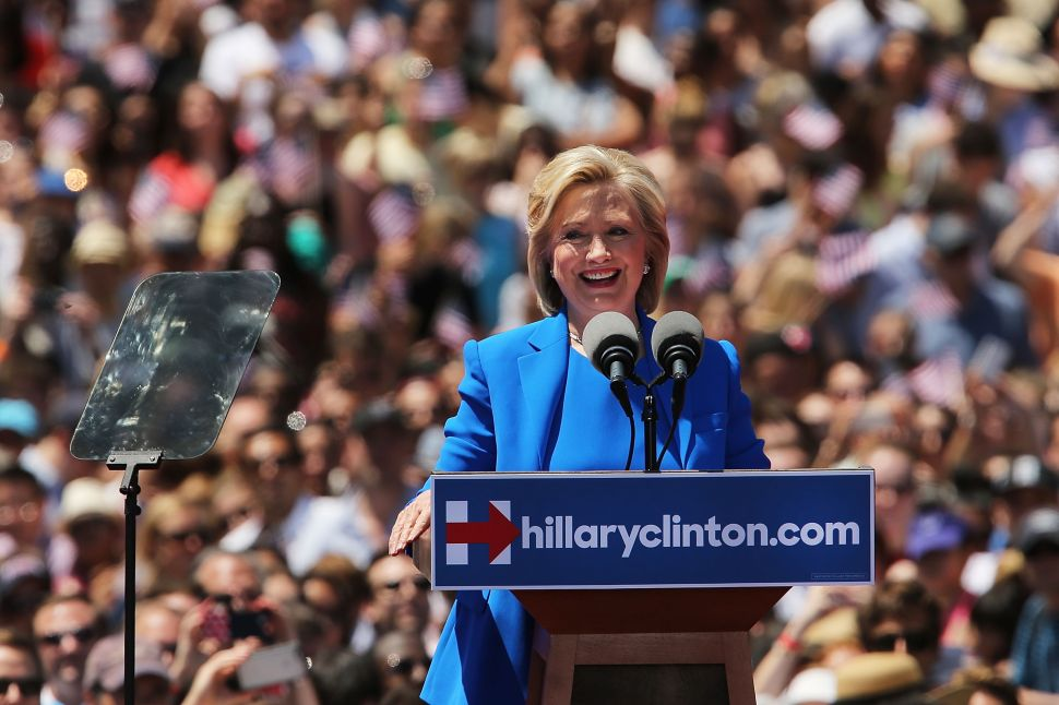 Hillary for New York Launches Organizing Efforts in Advance of Primary