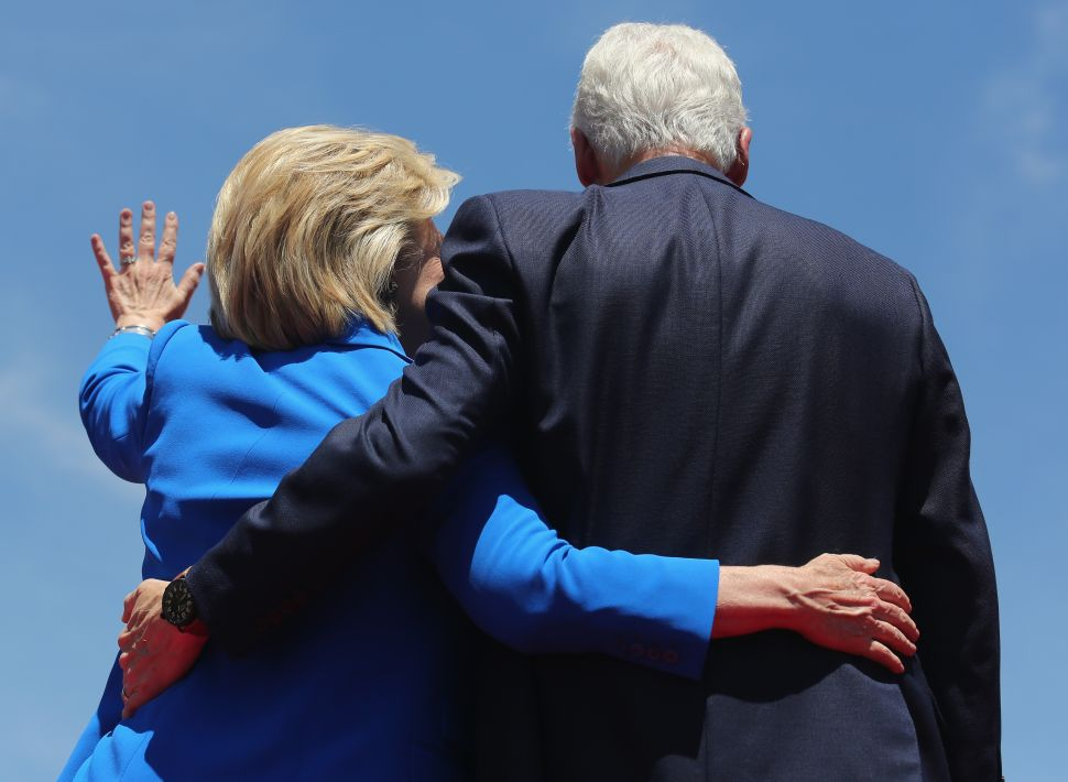 Goodbye Bill and Hillary, and Jefferson and Jackson, Too