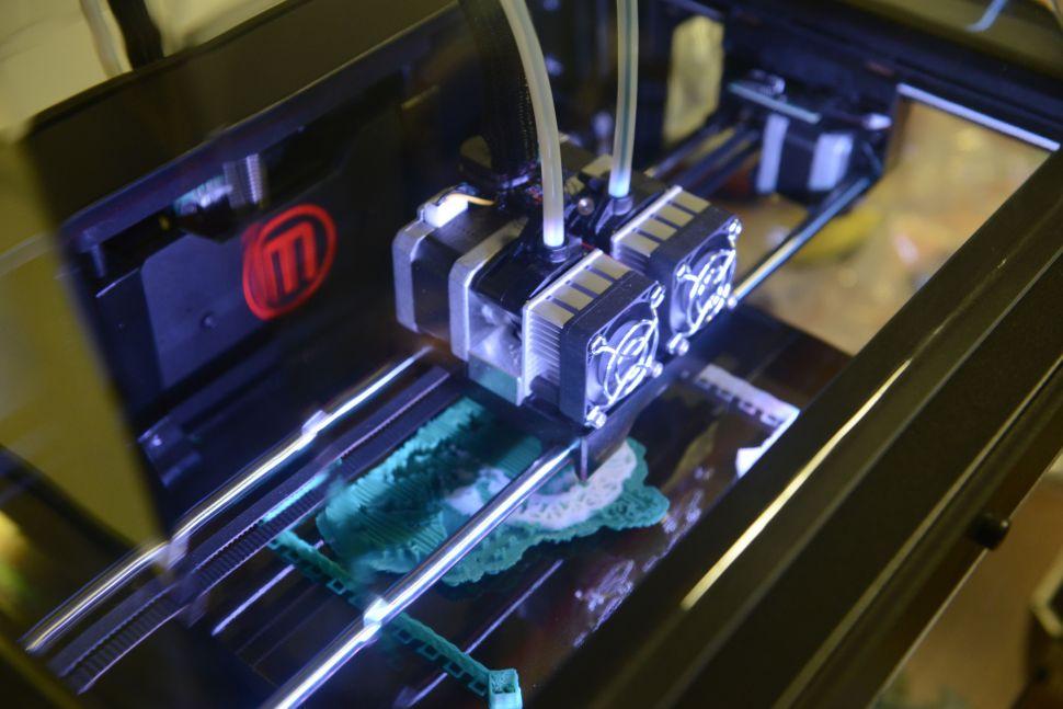 You Can Now 3D Print Prescription Drugs