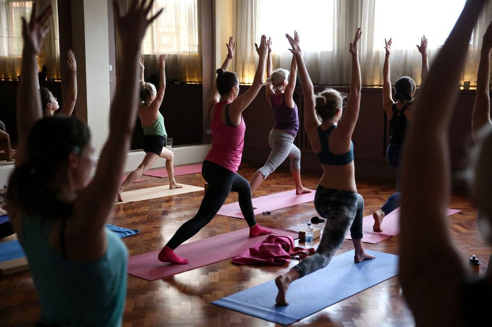 To Do This Week: Après Yoga Happy Hour at Pure Yoga