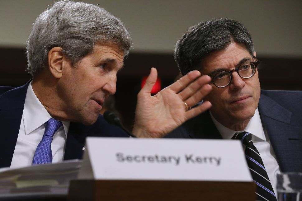 Victims of Iranian-Sponsored Terrorism File Lawsuit Against John Kerry and Jack Lew