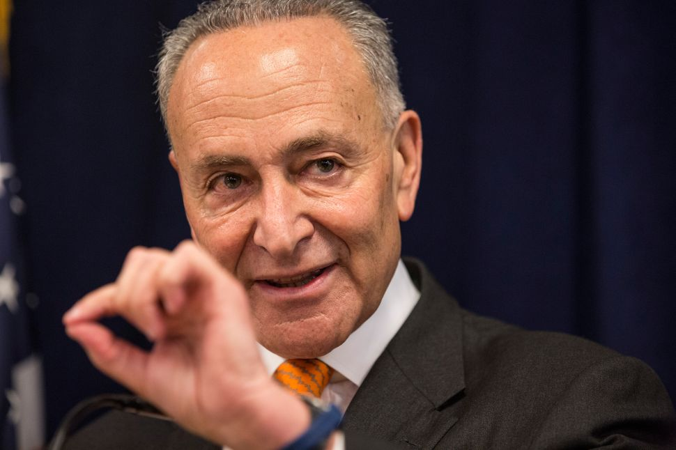 Charles Schumer Comes Out Against Iran Nuclear Deal