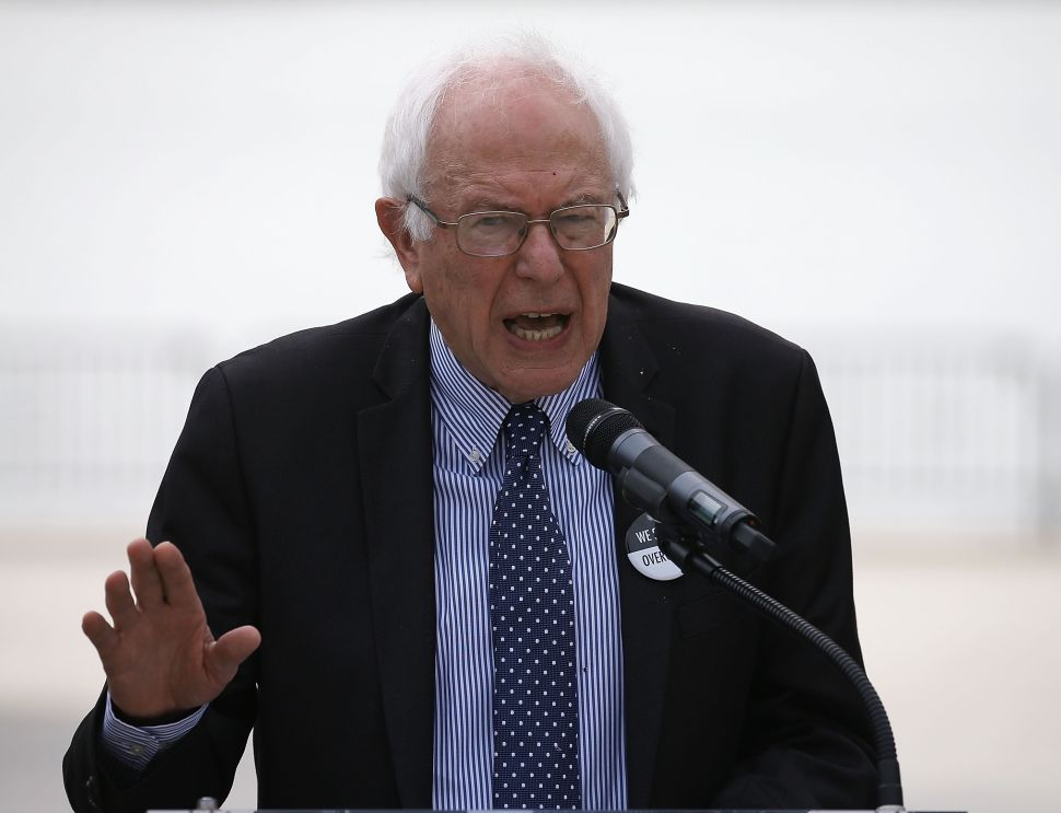 A Bernie Sanders Shocker Is Coming