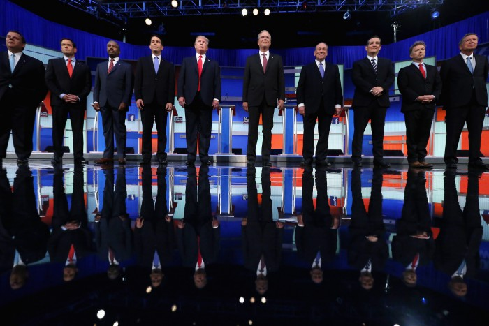 Boots and Birth Certificates: What the Candidates Might Face at Tonight's GOP Debate