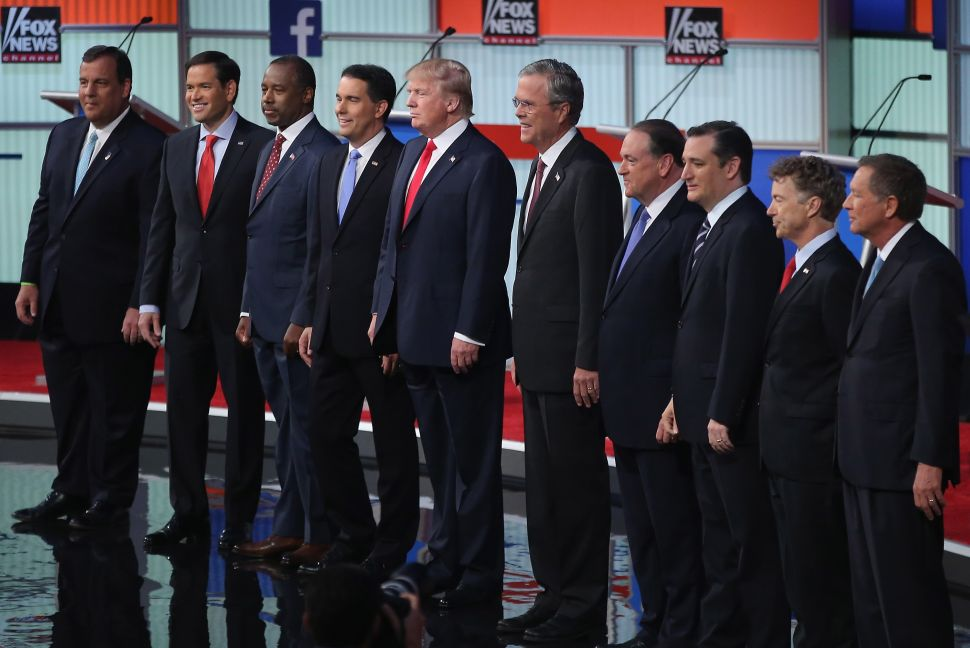 What Are the 2016 GOP Candidates Reading?