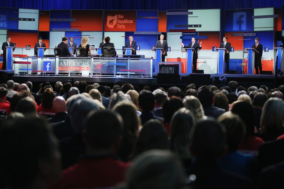 The Best Twitter Reactions to Fox News' GOP Debates
