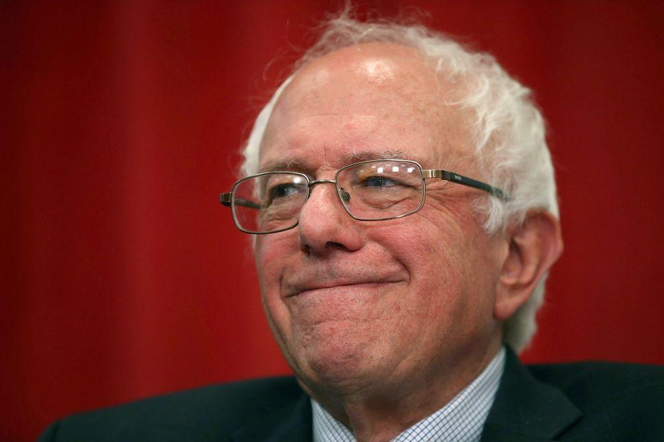 The Great Bernie Sanders Birthday Moneybomb Is Coming