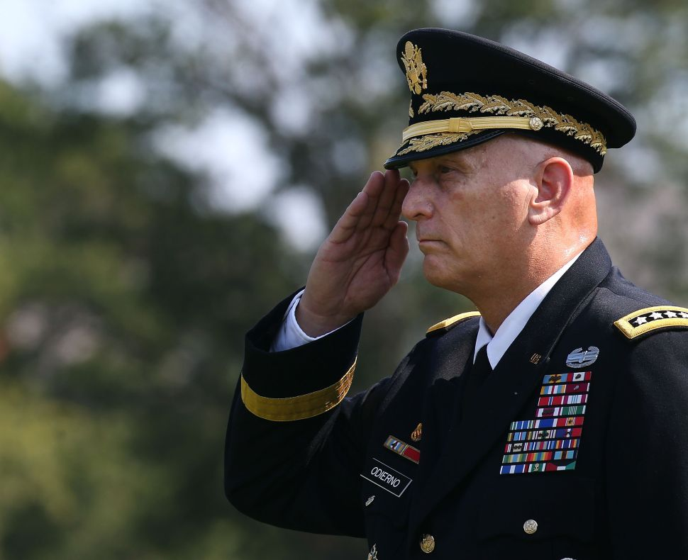Retiring General Sounds Alarm: Army Cuts Imperil U.S. Security