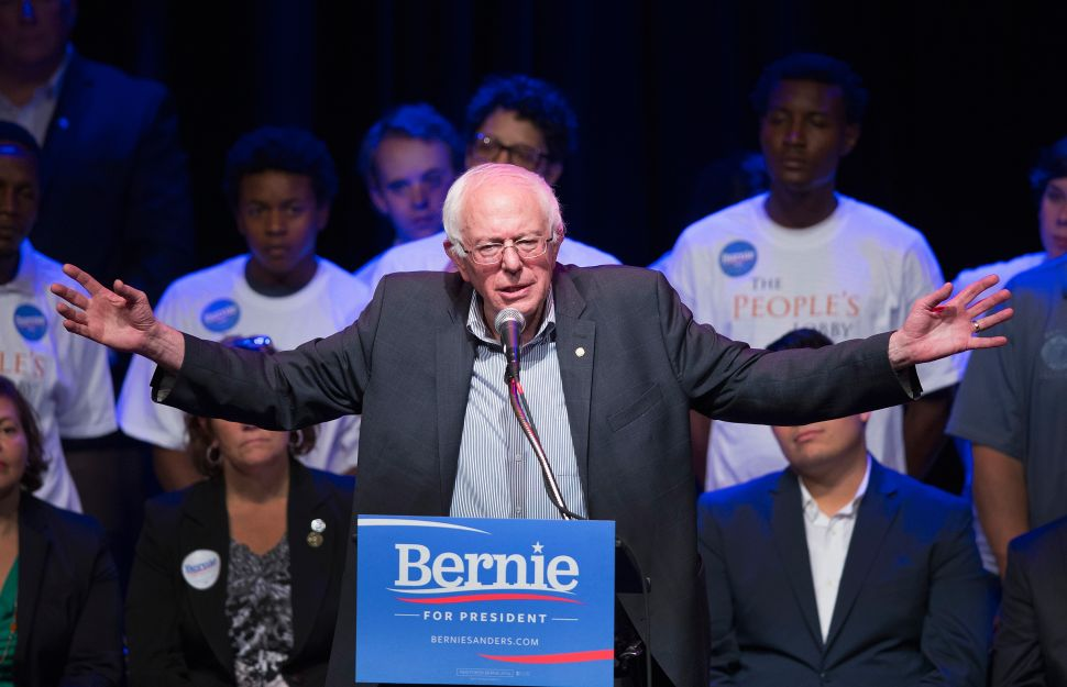Bernie Sanders Update: Plan for Enormous D.C. Rally Gains Steam
