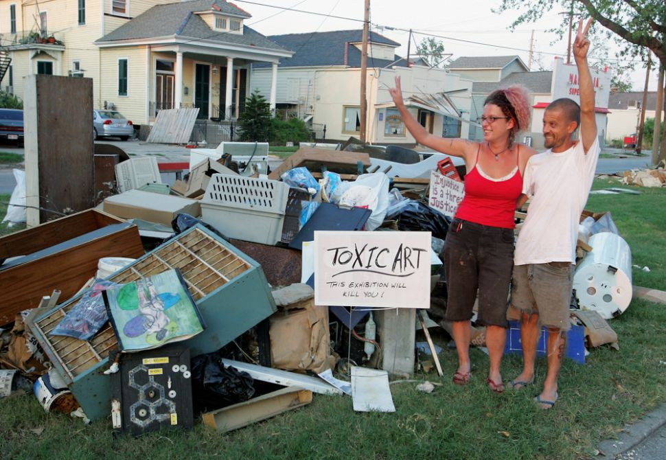 The New Orleans Art World, 10 Years on From Katrina