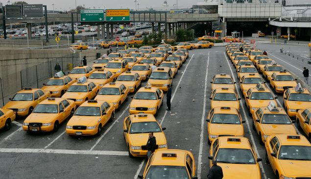 A recent incident in which a cab driver attacked a woman in broad daylight shows Uber drivers have not cornered the market on controversy.
