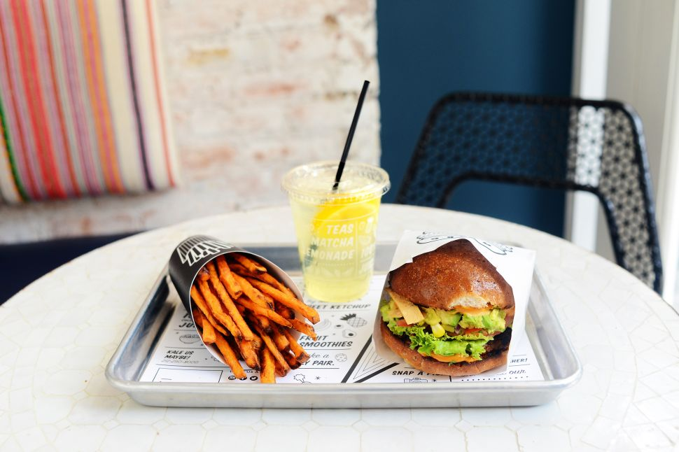 The Line Is Already Out the Door at This New Vegan Eatery