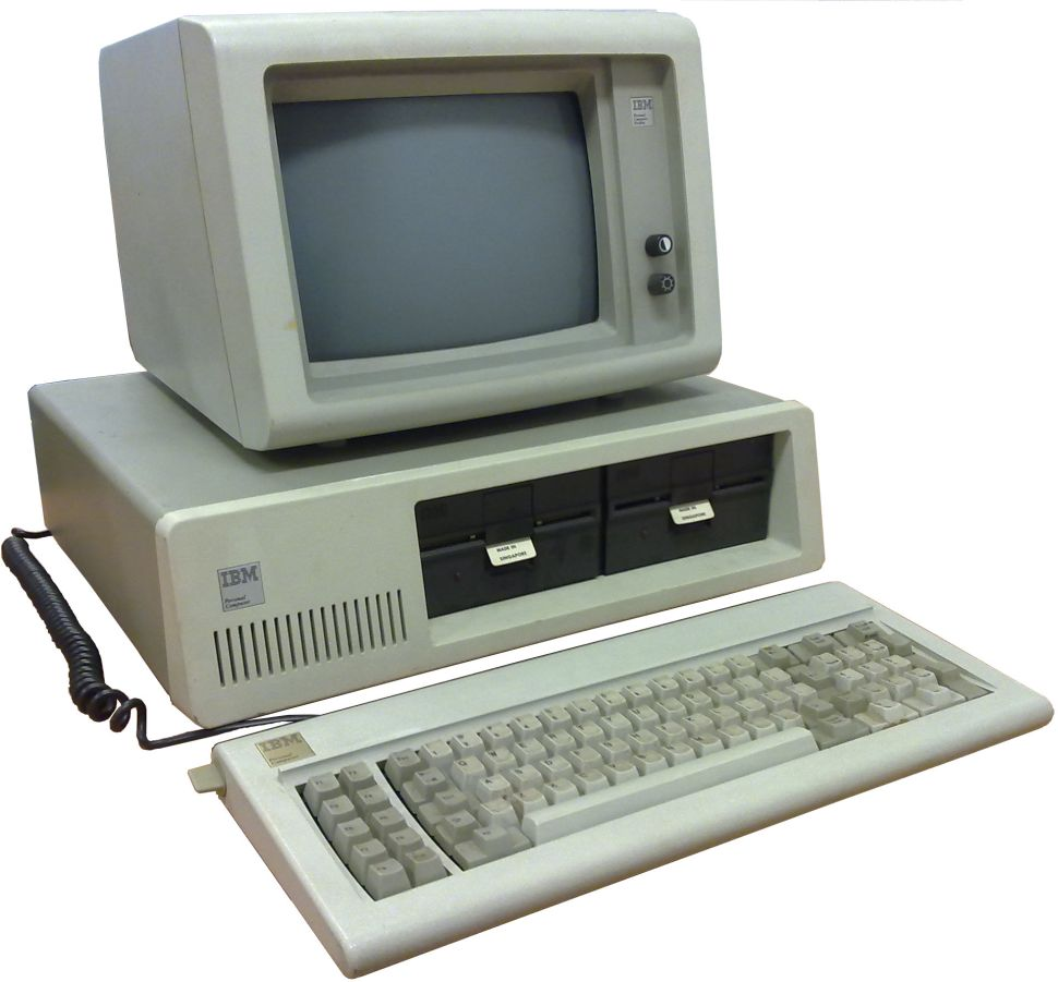IBM's First Personal Computer Was Released 34 Years Ago Today