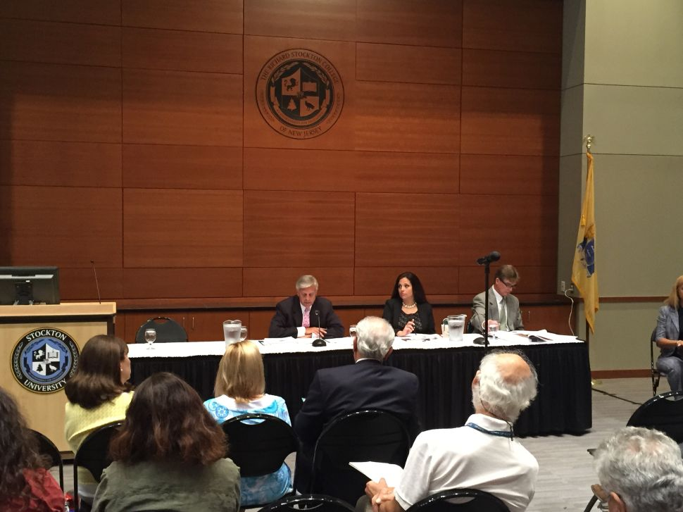 Smith Calls for Action on Wind Generators Following BPU Hearing