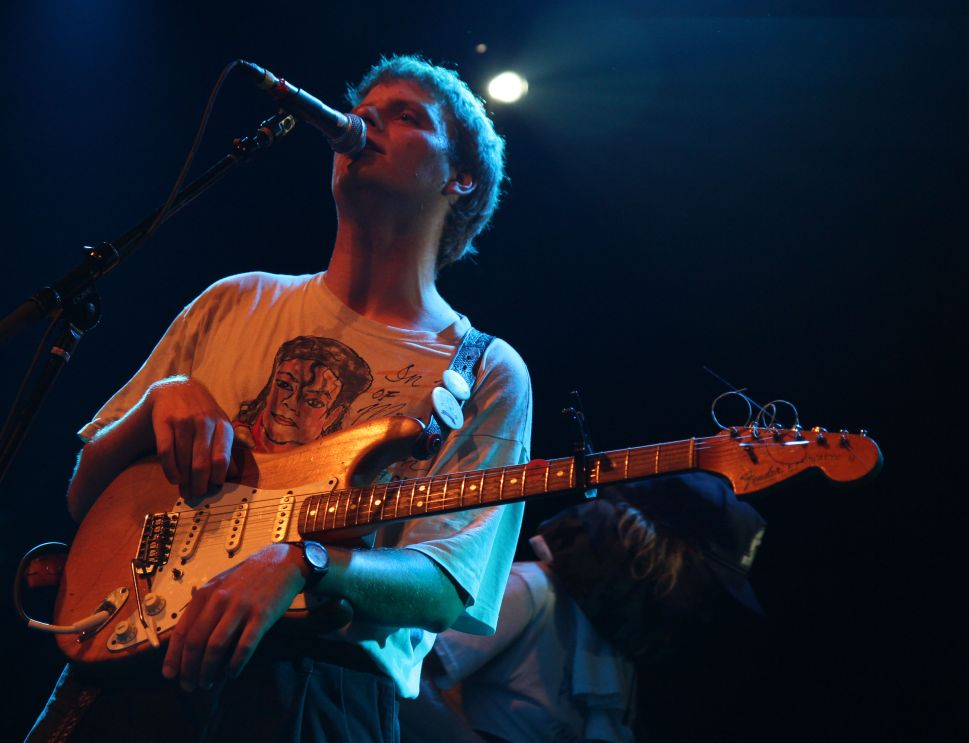 Mac DeMarco: An Old Soul Whose Crowds Have Not Matured