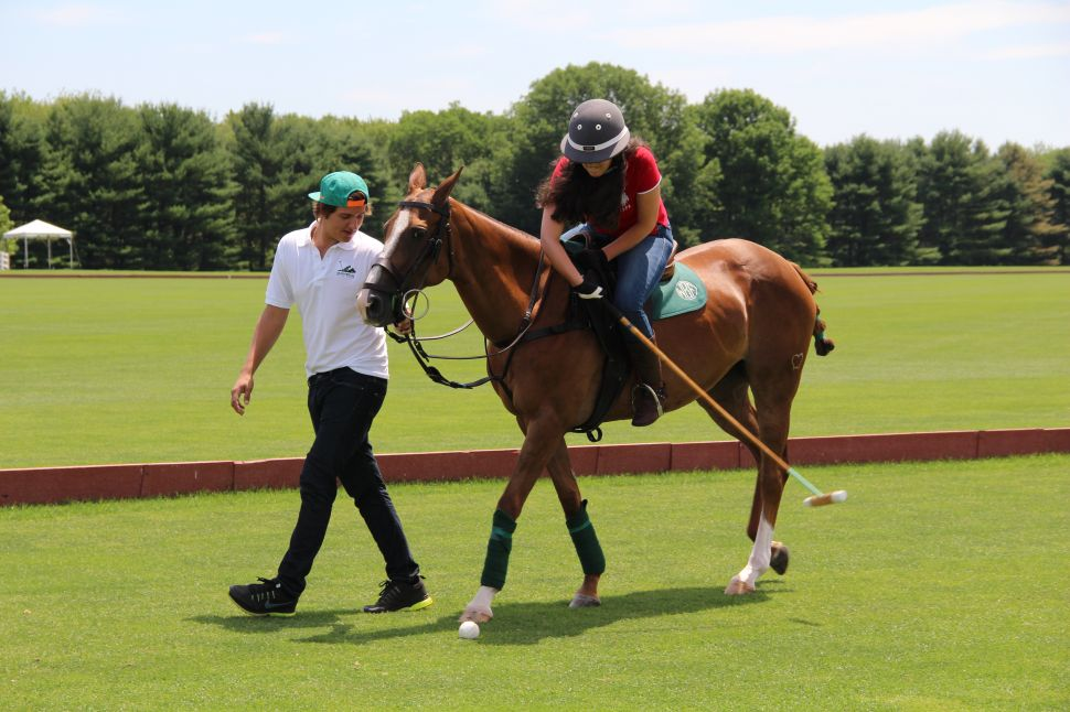 I Survived Playing Polo for the First Time