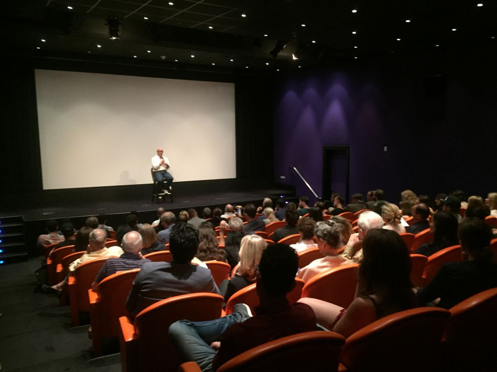 Director of New Steve Jobs Documentary Gave a Q&A at Film's NYC Premiere
