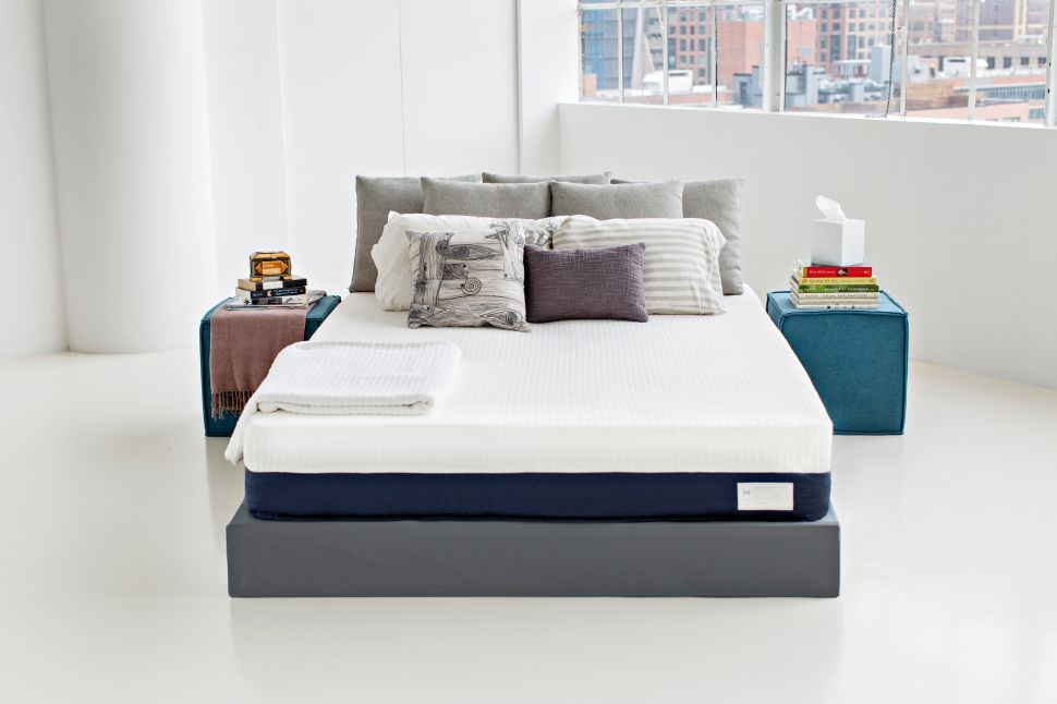 New Made-to-Order Mattress Startup Will Make You a Personalized Bed at Half the Price