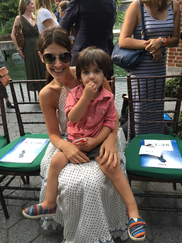 I Took My Toddler to a Ralph Lauren Fashion Show and Lived to Tell the Tale