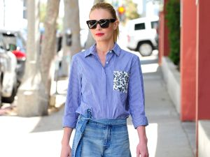 Kate Bosworth in the anti-skinny jeans (Photo: StarTraks Photos)