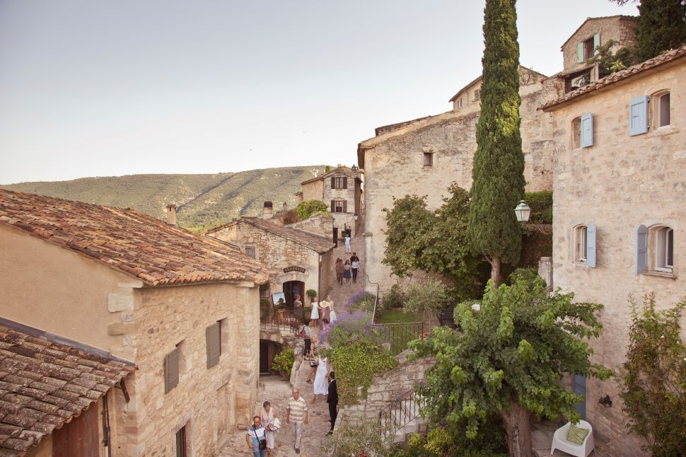 An American in Provence: Why This Artist Is Having the Best Summer Ever